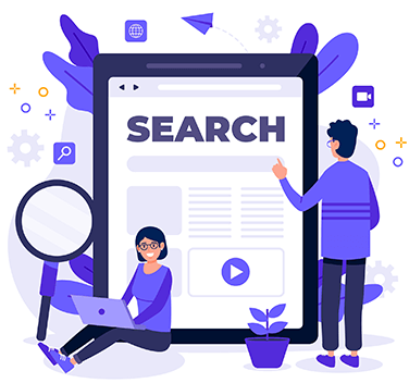 DBI360 The Search